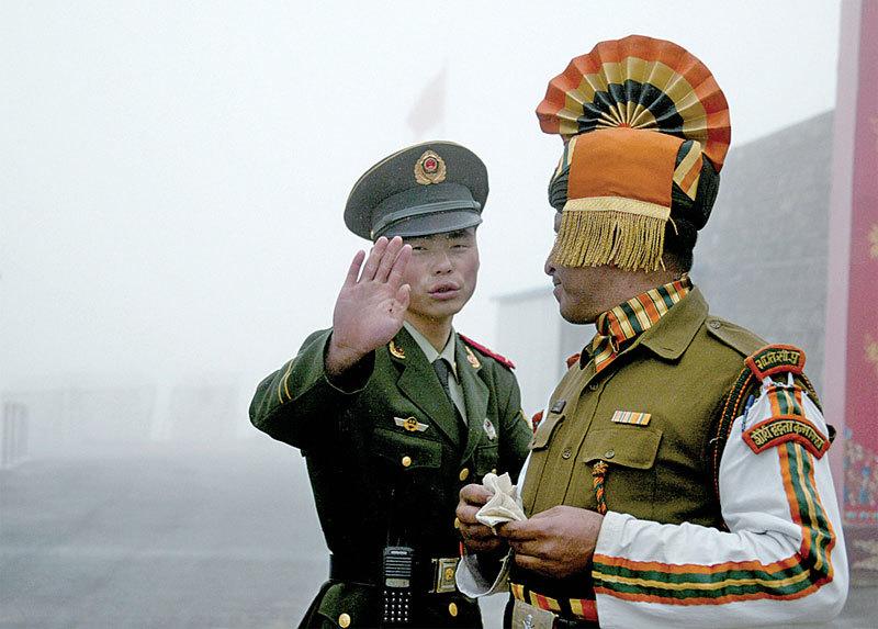 邊境增兵 一級戰備 中印會打仗嗎?
