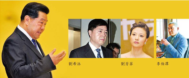 賈慶林女婿為劉希泳做媒害了劉芳菲