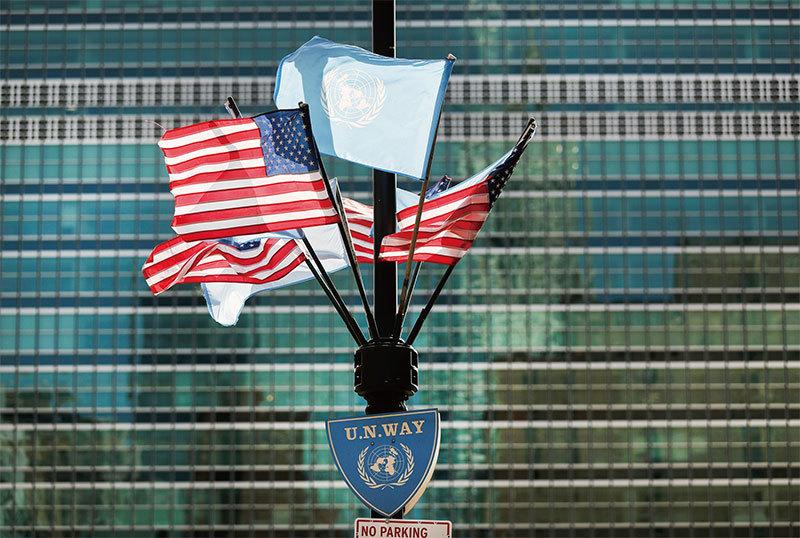 >美國終極退群? 聯合國向何處去?