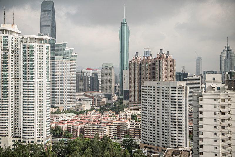 >深圳的前世今生  香港推動大陸成長