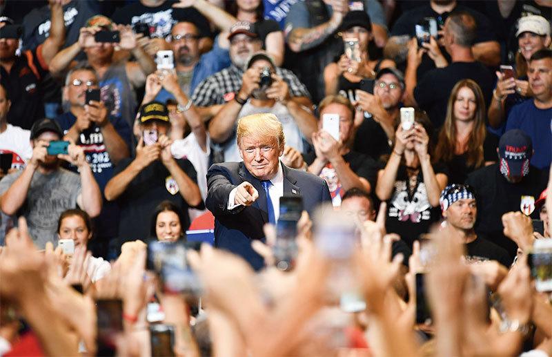 >特朗普對抗影子金權  習近平深感危機——華爾街與中共權貴合夥發動政變分析