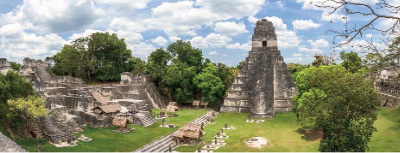 >二千年前瑪雅人已造出濾水系統