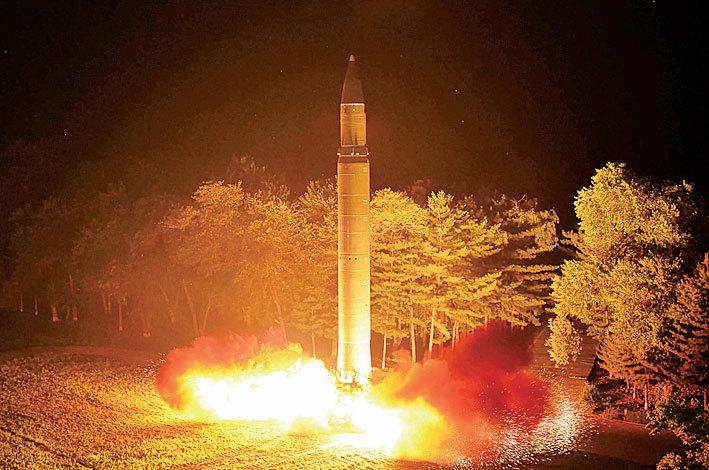 北韓核武能力增加 導彈發射地緊挨中國
