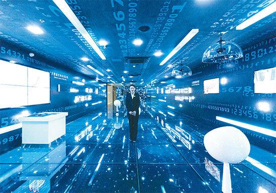 >數據中心吞噬電能 中國在寒流中限電