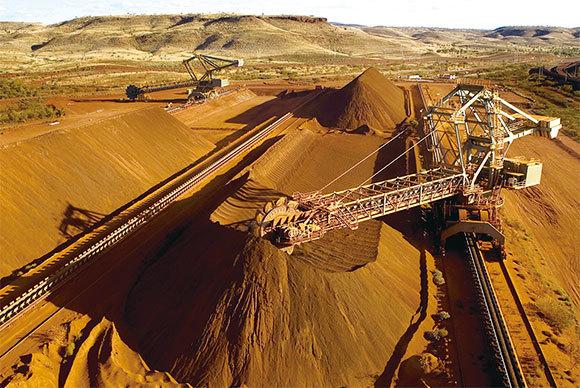 >中共掀貿易戰 澳鐵礦石瘋漲 誰吃虧?