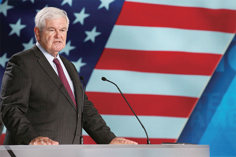 >美國前議長 金里奇: 為什麼我不接受拜登成為總統?