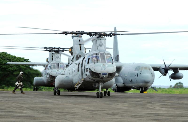 >對抗中共威脅 美海軍陸戰隊加強海島戰訓練