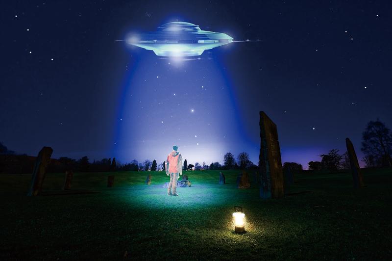 外星人與人類聯繫? 美國半年內公布UFO 報告