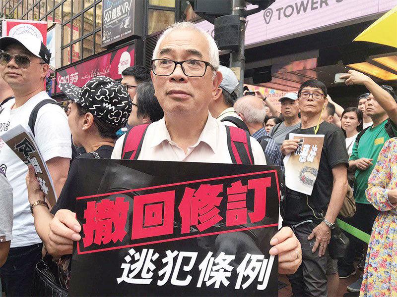 >時事評論員 程翔: 中共怕民主  早部署毀港方案