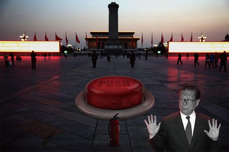 控告江澤民的法輪功獲釋 習警告神明清算