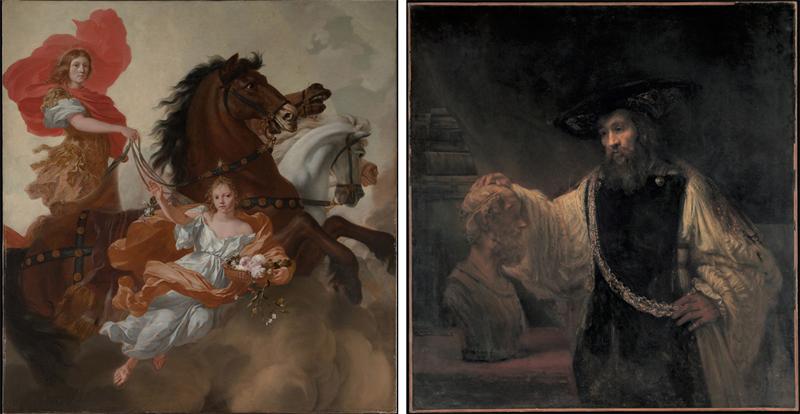 藝術長河∣對荷蘭黃金歲月三藝術家的反思