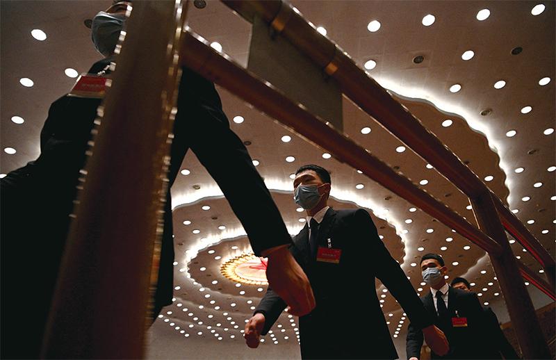 香港改制 美中矛盾激化 國際社會批評