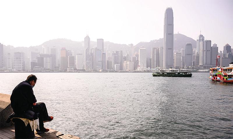 經濟自由度剔除香港 蟬聯25 年榜首被中共葬送