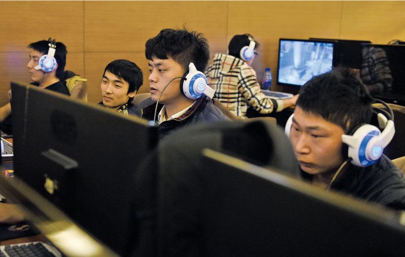 美研究:中共五毛黨 每年發4.48億社媒帖子