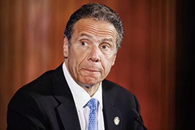 >紐約州長庫默醜聞纏身 民主黨撤保護屏