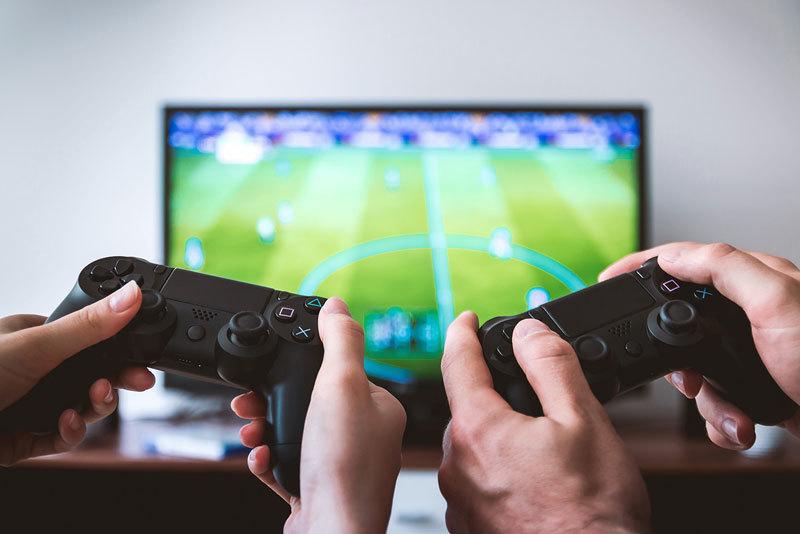 電子遊戲傷大腦 增加精神疾病風險