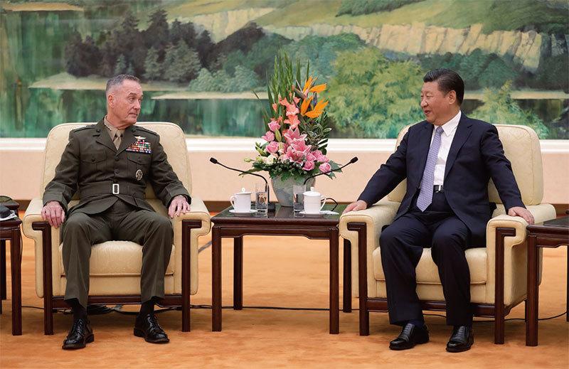 中美關係緊張 簽對話框架可緊急溝通