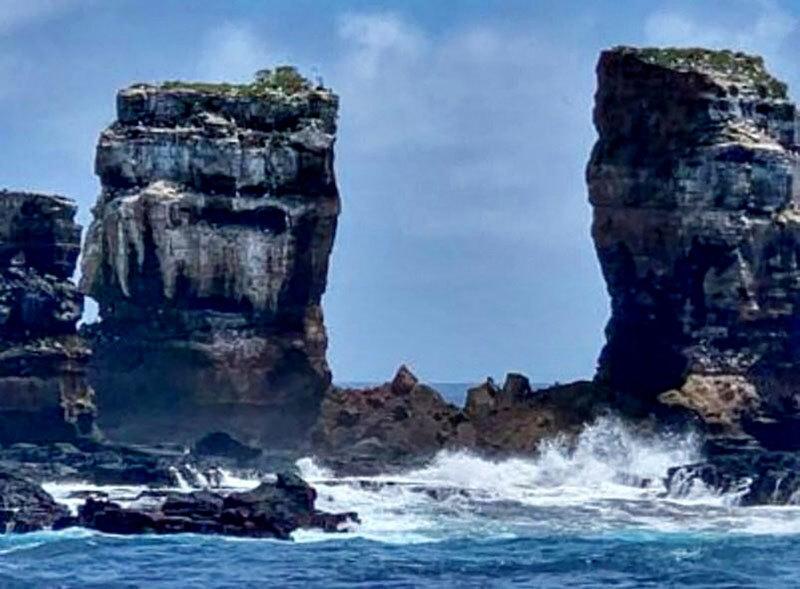 「與上帝分手之地」 達爾文拱門坍塌