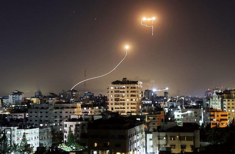 哈瑪斯用中國製火箭彈 有350枚掉落自家境內