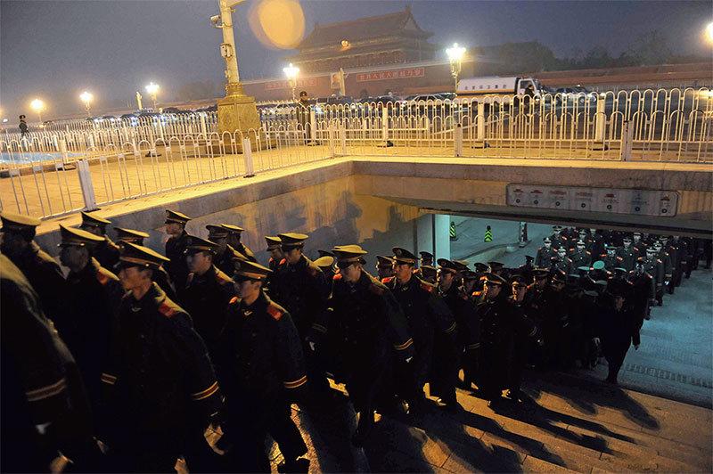中共軍委高層大換血 新軍委副主席名單