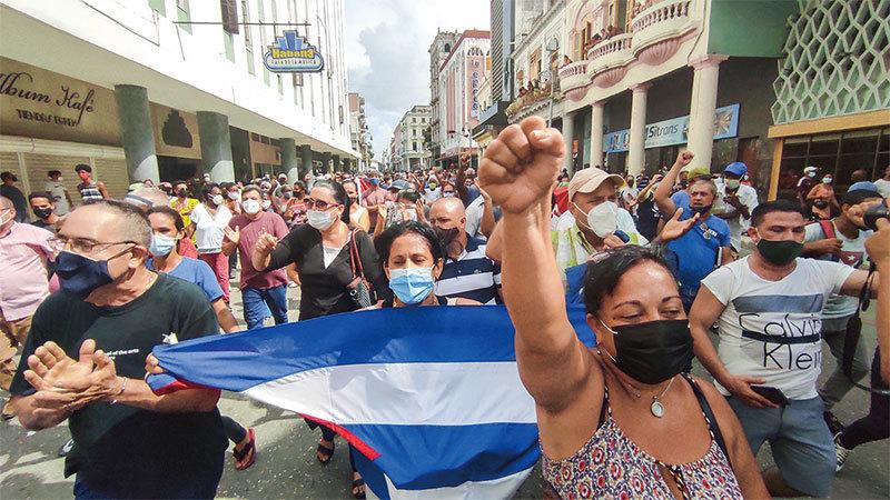 >古巴共產政權遲早解體