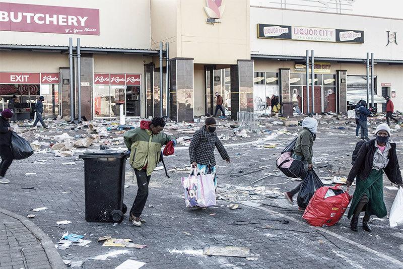 >南非, 你為何總讓世界為你哭泣?