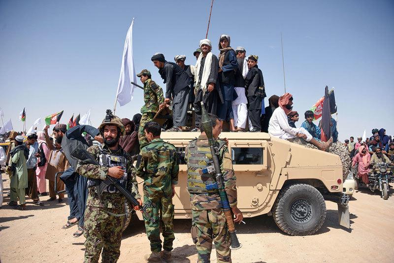 >美軍撤離阿富汗 塔利班或變中共噩夢
