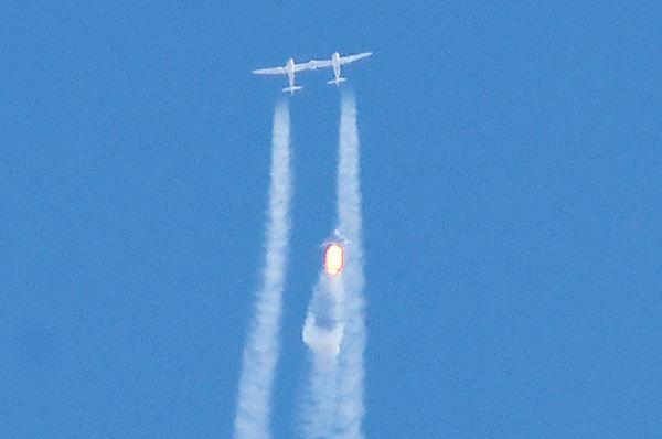 馬斯克、貝佐斯、布蘭森等民企爭奪太空商機