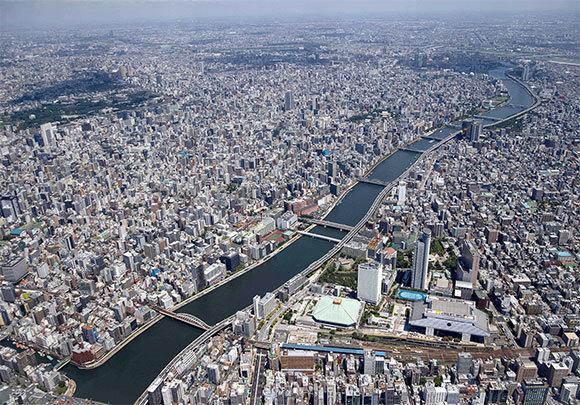 >真正的海綿城市 「地下宮殿」 救了東京