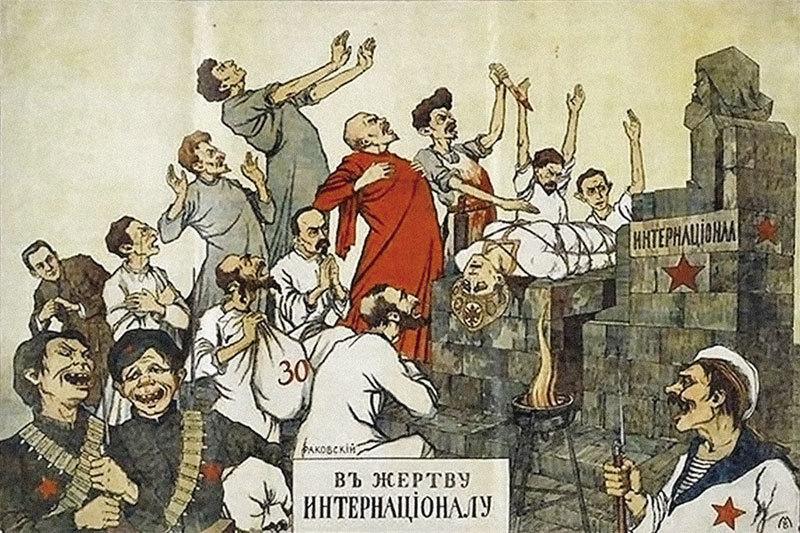 共產運動蠱惑人的核心工具:唯物辯證法