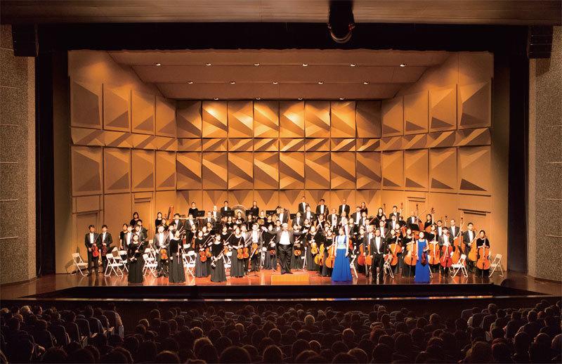 交響樂最高境界 能聽神韻音樂很有福氣