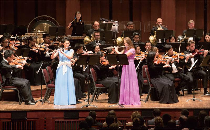 專訪神韻長笛演奏家李佳蓉 尋找音樂與人生真義