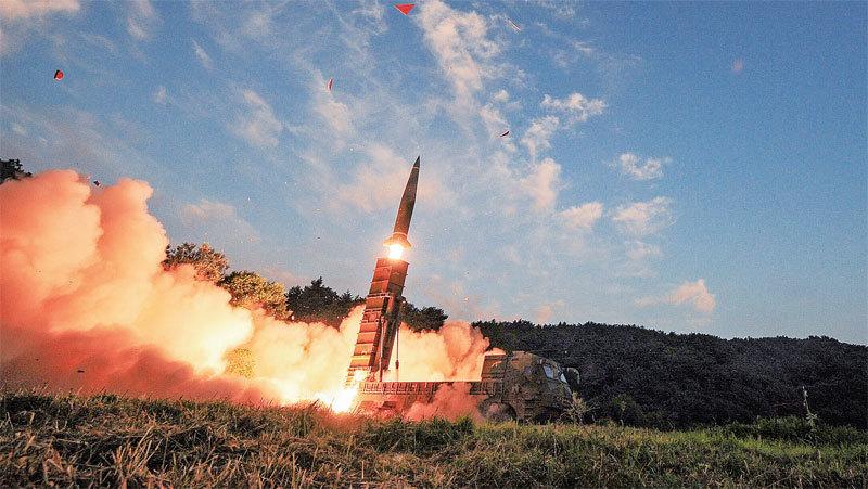 北韓擁氫彈威脅中國 中共養虎為患