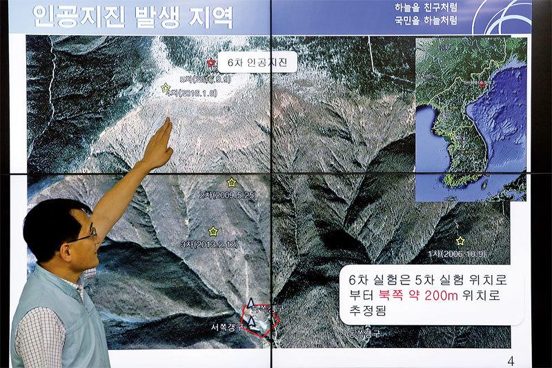 北韓核試對東北環境無影響 誰信?