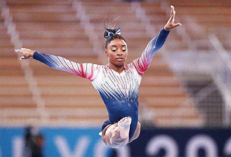 >從美國體操名將退賽 看中國選手境遇