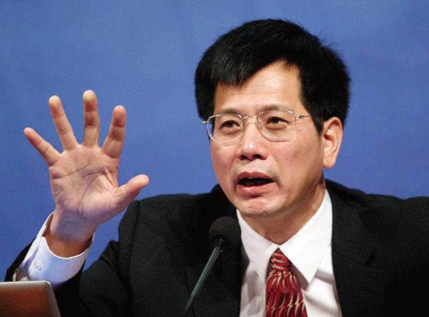 胡錦濤智囊 談政治權威來自民主法治