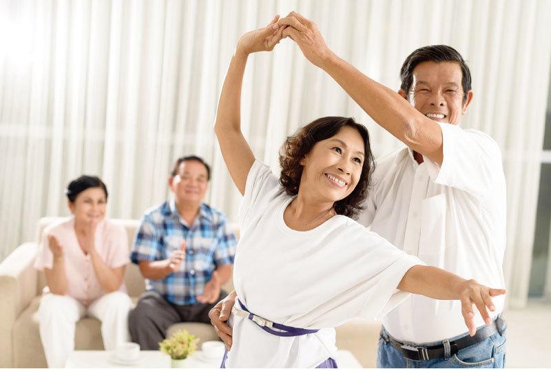 跳舞有助於逆轉大腦的老化跡象