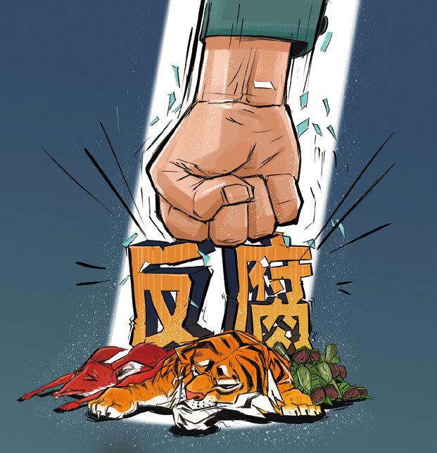 19大前習當局連推反腐政治劇清場 從《人民的名義》 到《巡視利劍》