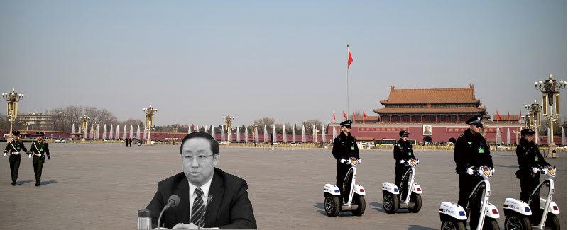 傅政華涉多起血案 被提請美國制裁