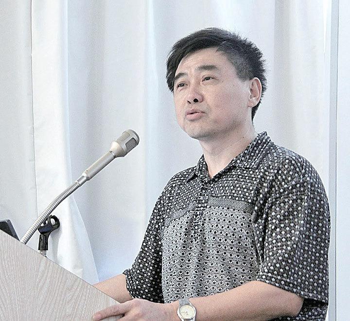 專訪譚松 在中國講真話和販毒一樣危險