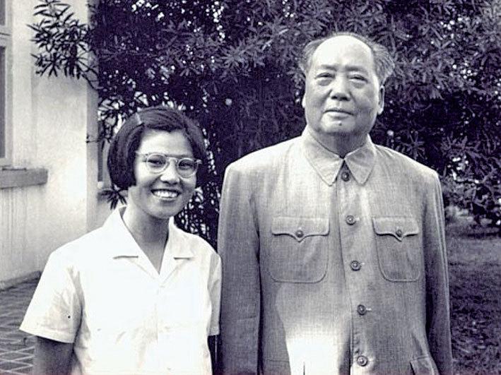 與毛澤東林彪密切的人神祕死亡