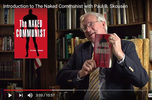 >《裸體共產黨人》 揭45個顛覆美國的目標