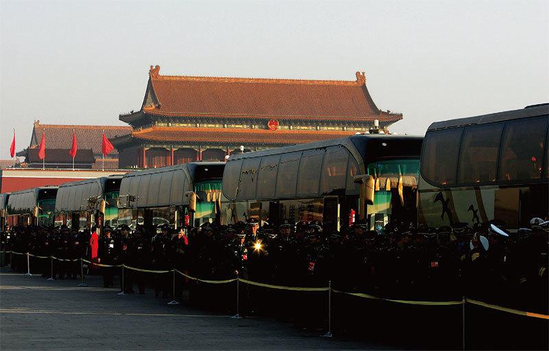 中國人全都為中共付加班費