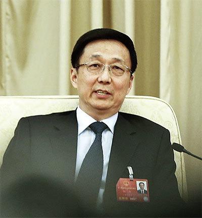 習清洗上海重慶和中聯辦 劍指三國級高官