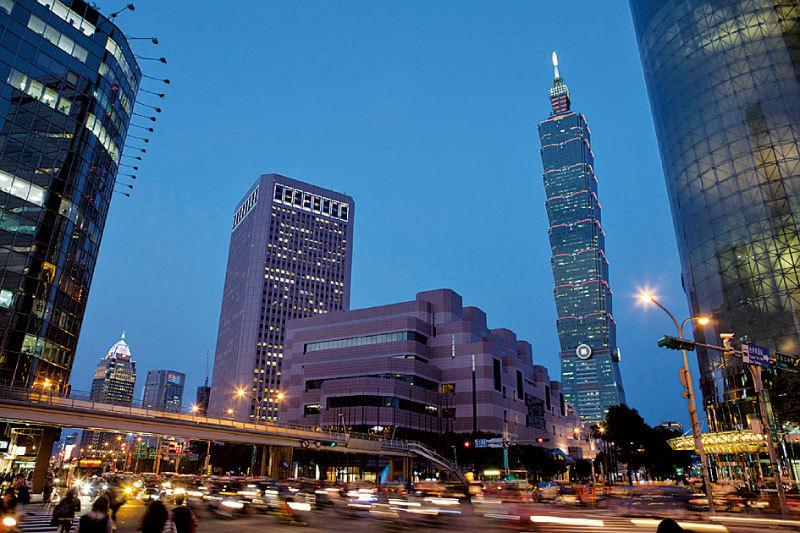 最適合工作與生活國家排行 臺灣第4 大陸第55