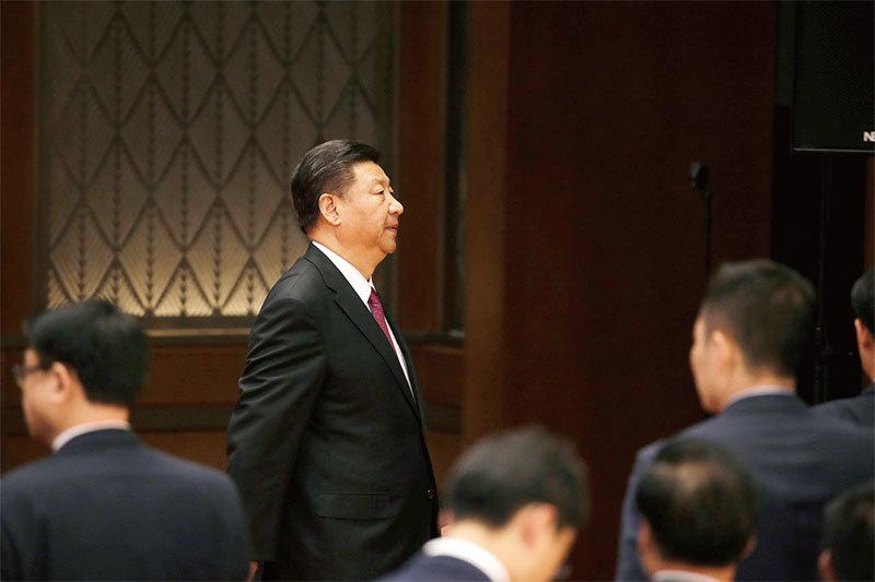 19大前 習近平在多領域反轉江澤民政策