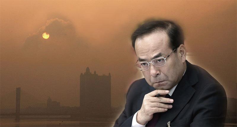 孫政才吉林三年 牽扯30多起命案