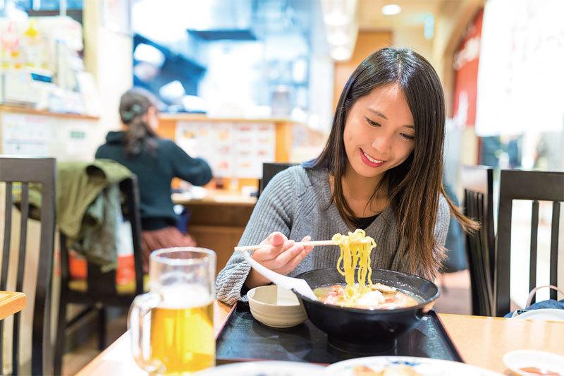 五種味道搭配 吃出身體平衡