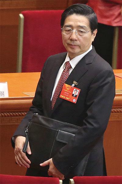 曾慶紅外甥被三路圍剿 政法委書記花落誰家