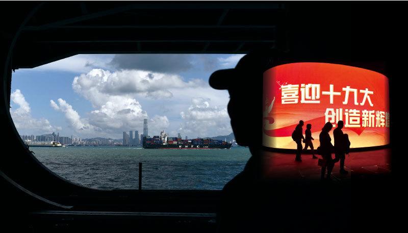 防金正恩攪局19大 美航母進黃海為習護航